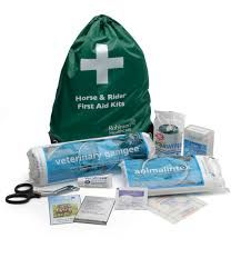 Horse & Rider First Aid Kit