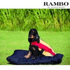 Horseware Rambo Deluxe Fleece Dog Rug