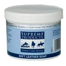 Soft Leather Soap from Supreme Products